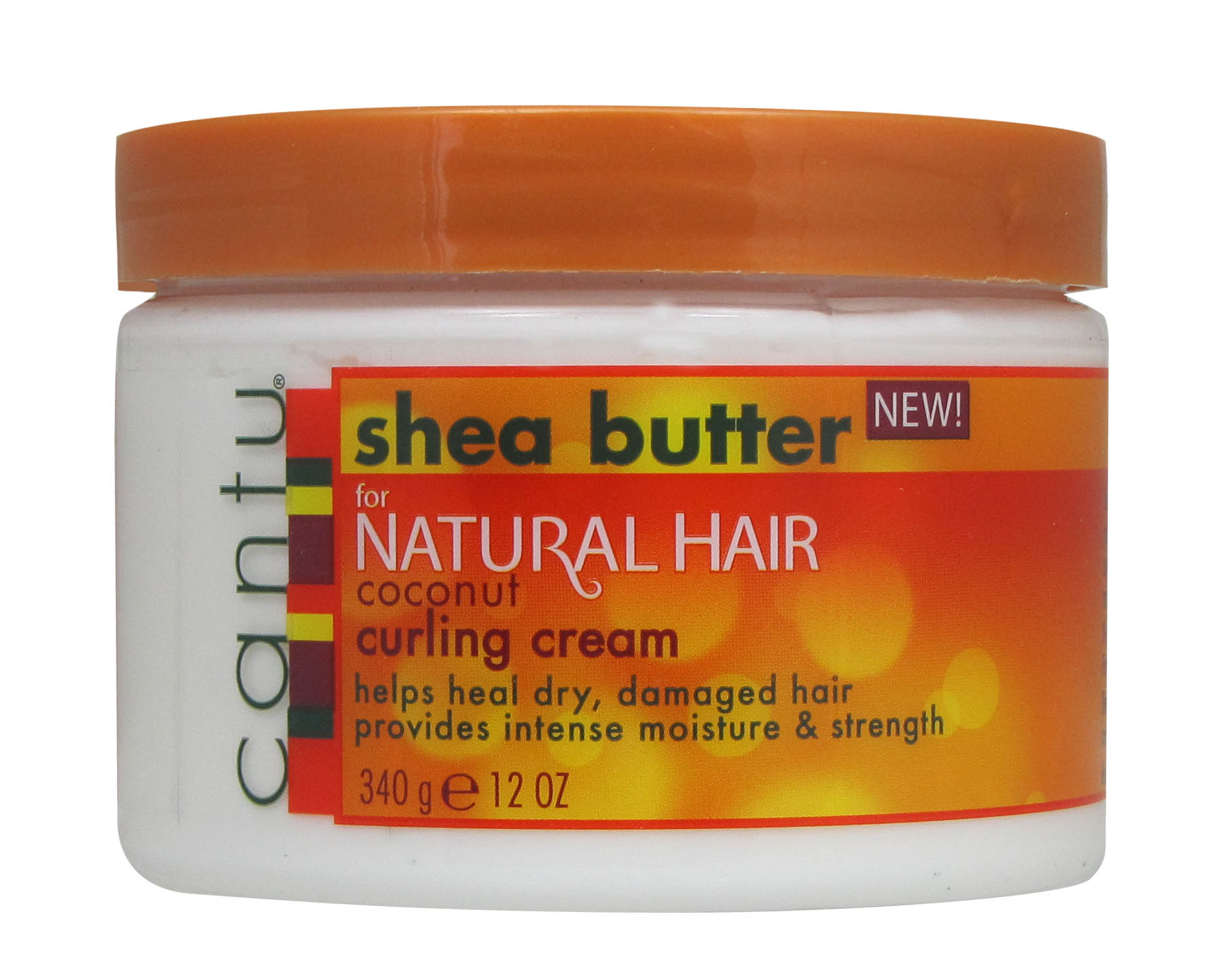 Cantu Shea Butter Coconut Curling Cream African Emprezz