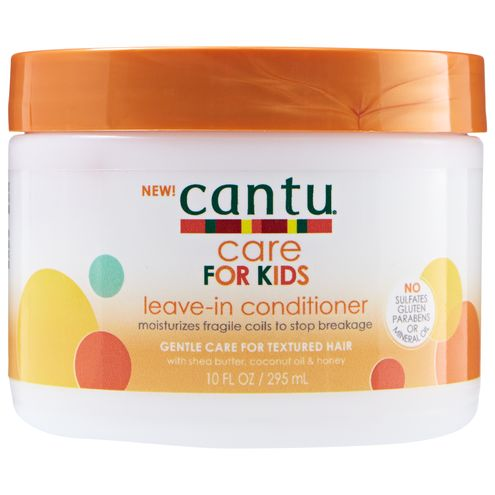 cantu for kids leave in conditioner